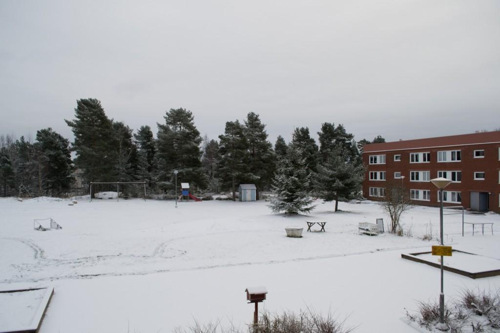 Vintervitt Säffle på dagen 8jan2012